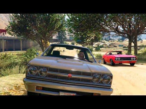 GTA V ONLINE Online | LA MEJOR CAMIONETA!! #170 - GTA 5 Gameplay