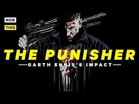 The Punisher: Garth Ennis's Impact | NowThis Nerd