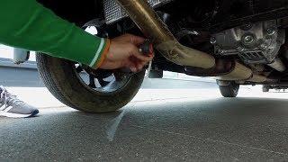 Замерили клиренс у Рено Аркана  тест-драйв обзор Автоподбор