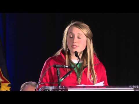 2014 Voice Of Democracy First-Place Winners Speech