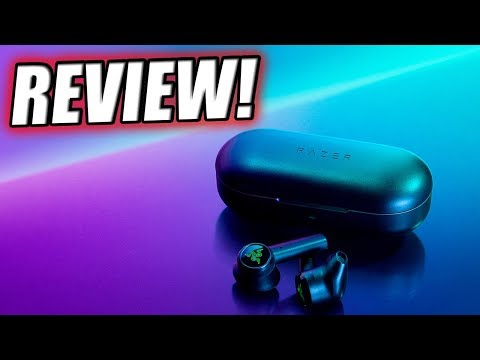 Razer's AirPods! Hammerhead True Wireless Earbuds! My Review