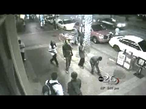 New Orleans Car Wash Shooting