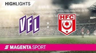 VfL Osnabrück - Hallescher FC | Spieltag 25, 18/19 | MAGENTA SPORT
