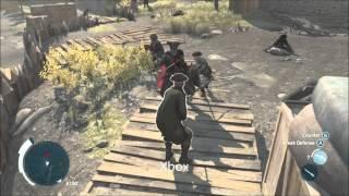 Assassin's Creed 3 Xbox vs PC comparison 1080i/1080p Graphics Smackdown