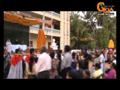 Goa_procession of Saints_2011