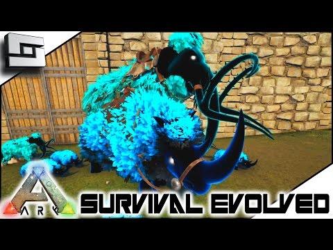 MODDED ARK: Survival Evolved - NEXUS RHINO/MAMMOTH! E43 ( Ark Survival Evolved Gameplay )