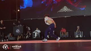 Daniel vs Phil Wizard | Group G 3/6 | Bboy | 2019 WDSF World Breaking Championships
