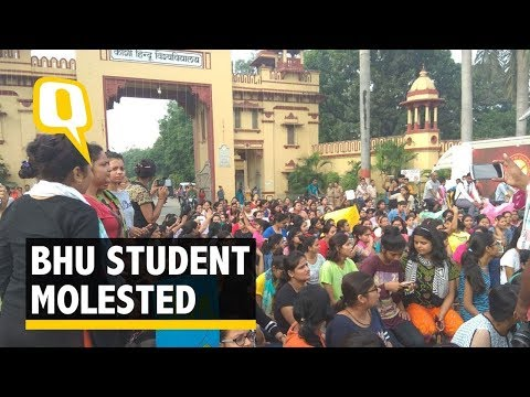 Midnight Protest in BHU After Student Gets Molested Near Hostel