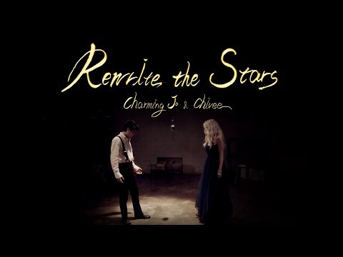 CharmingJo & Chivee ♬ Rewrite The Stars Cover from The Greatest Showman