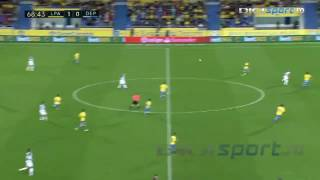 Video Gol Pertandingan Las Palmas vs Deportivo La Coruna