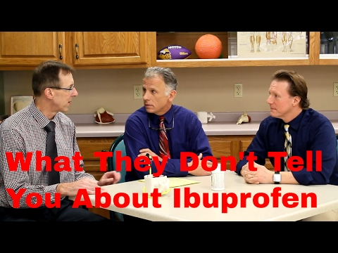 What They Don't Tell You About IBUPROFENAffects Healing?