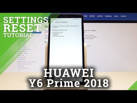 Download How To Restore Network Settings On Huawei Y6 Prime