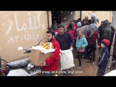 Merry Christmas from Syria