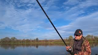 Рыбалка на Оке в середине ОКТЯБРЯ 2021 И так бывает