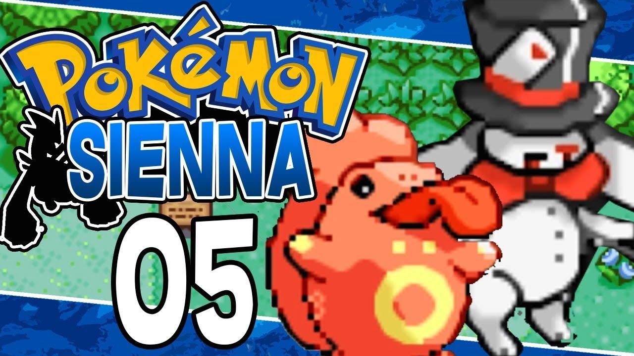 Pokemon sienna gba rom download