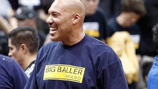 Lavar Ball Career Highlights