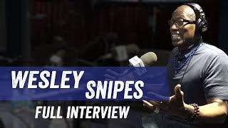 Wesley Snipes - 'Talon of God', Movie Career, Being An Author - Jim Norton & Sam Roberts