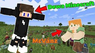 Aku Jadi Dewa Minecraft Untuk Melatih Kakak Kandung ku!