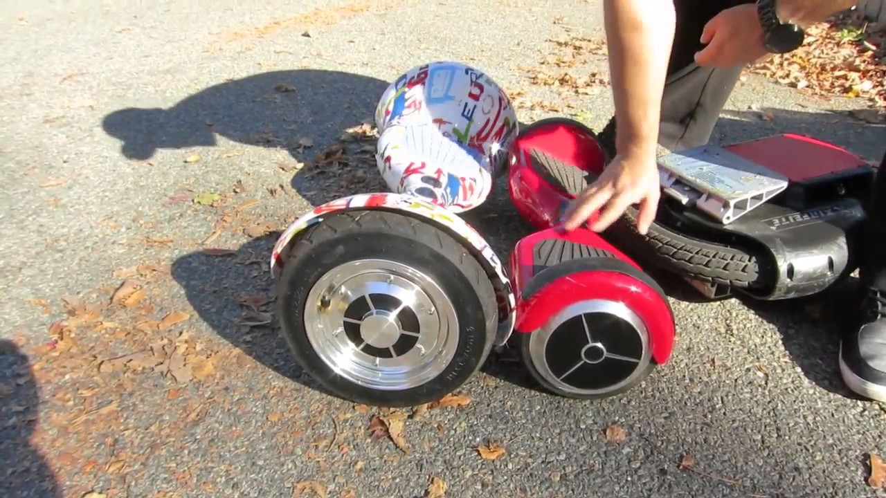 10 inch wheel hoverboard review and comparison youtube. Black Bedroom Furniture Sets. Home Design Ideas