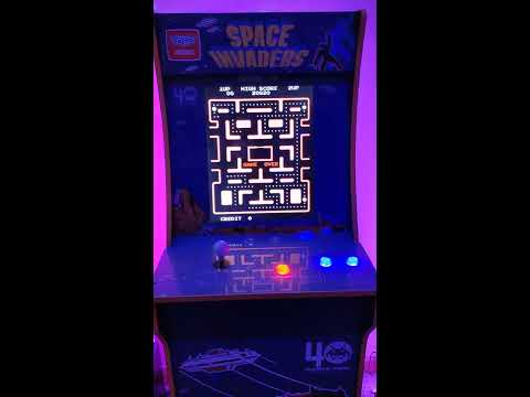 My Arcade1up Space Invaders Mod from Droog911