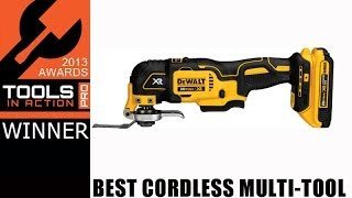 Dewalt Dcs355 - Best Cordless Multi Tool Of 2013 - Awards Week