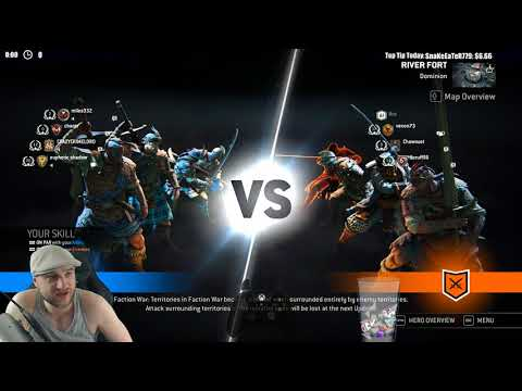 For Honor Season 3 Dominion with...Highlander - Was that a good move?