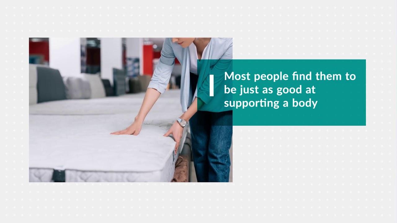 Advantages Of Getting A Latex Mattress - Sleep Masters Canada