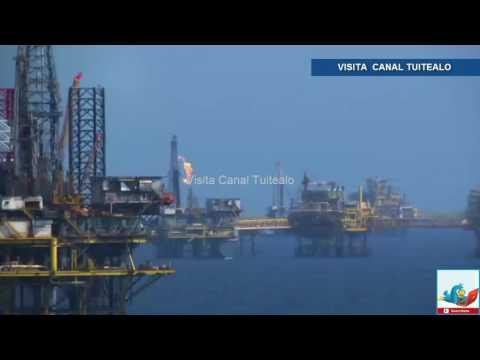 Descubren gran yacimiento de petróleo en el Golfo de México Video El pozo Zama 1