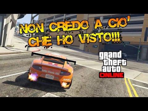GTA 5 Online - NON CREDO A CIO' CHE HO VISTO! - GTA V Cazzeggio | xDegsta (Re-upload)