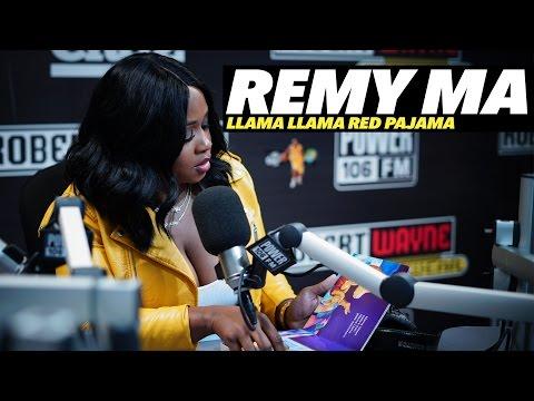Remy Ma Freestyle - Llama Llama Red Pajama