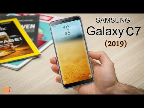 Samsung Galaxy C7 (2019) First Look, 8GB RAM, 5G, 24MP Selfie Camera, Release Date, Price, Features