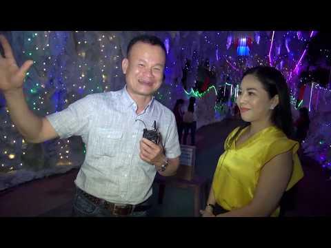 Hang đá Noel dài nhất Việt Nam tại Đồng Nai- Giáng Sinh 2018