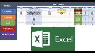 How To Create Simple In And Out Inventory System In Excel |inventory Management System In Excel 2020