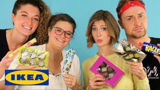 ZWEEDSE IKEA SNACKS PROBEREN! | Meijer&Co