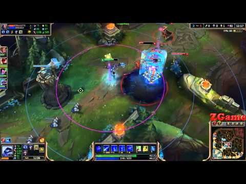Hack Cheats win elo in rank LOL League of Legends with xerath auto