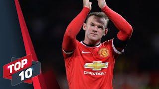 Top 10 sự thật thú vị về Wayne Rooney