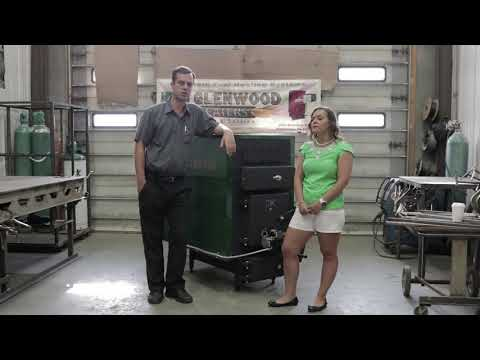 Glenwood Boilers - Wood & Gas Combo Boiler, And Auto Ignition