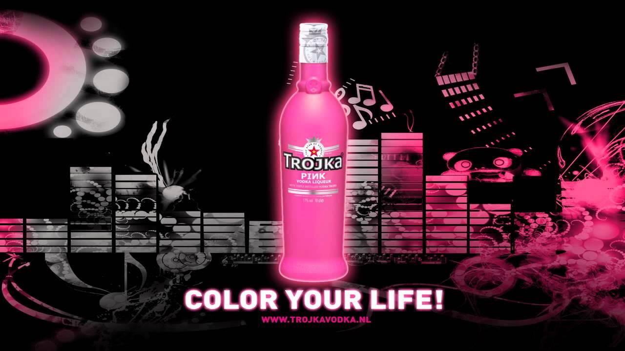 Billboard Trojka Vodka - YouTube