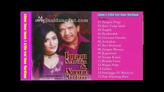 Imam S Arifin feat Nana Mardiana - Full Album | Lagu Dangdut Lawas Nostalgia 80an - 90an Terbaik