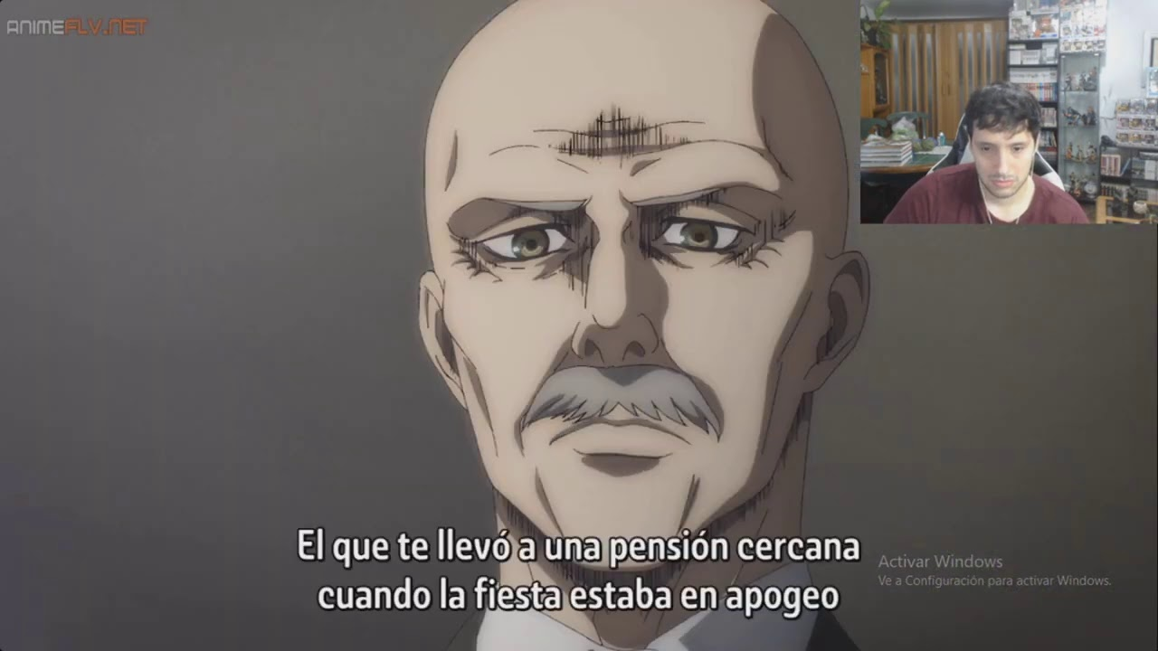 REACCION SHINGEKI NO KYOJIN TEMPORADA 4 CAPITULO 11