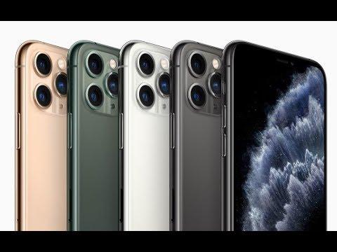 Обзор на 100% реплику APPLE iPhone 11 PRO
