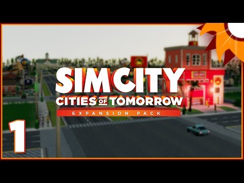 SimCity Cities of Tomorrow - Episode 1 ...Tropical Paradise...