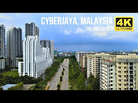 Cyberjaya | The Digital City of Malaysia