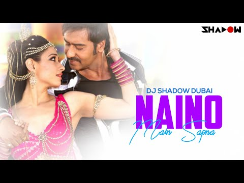 Himmatwala | Naino Mein Sapna | DJ Shadow...