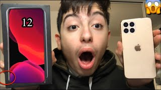 I got the iPhone 12 early (iPhone 12)