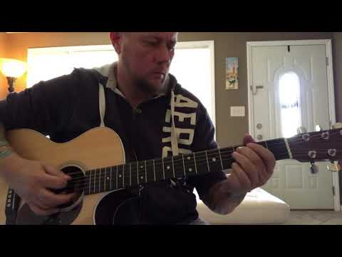 Long Haired Country Boy - Cody Johnson (guitar Cover) (lesson Coming Soon)