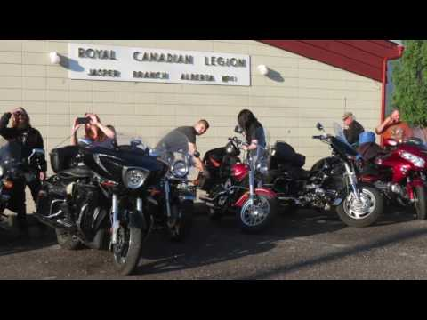 Ride Like a Local TV - S4 E 1 - National Military Police Relay Ride