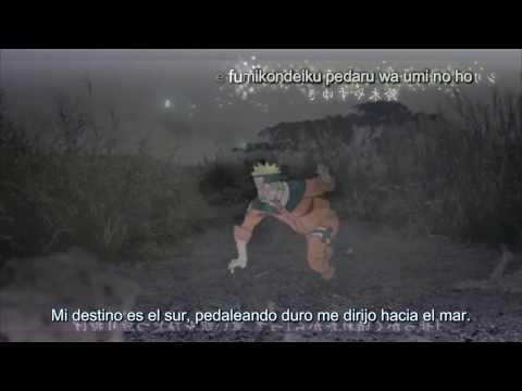 Naruto Shippuden opening 18 sub español completo