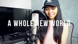 Zayn and Zhavia - A Whole New World Cover by Charlene