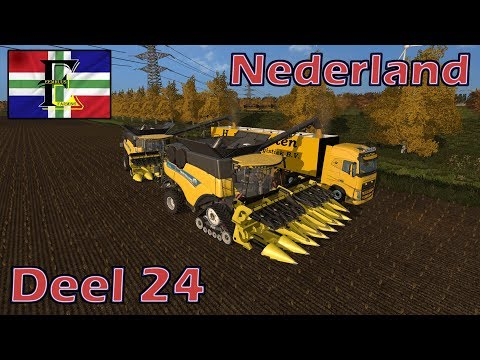 Farming simulator 2017 SEASONS | NEDERLAND | Laatste SOJA van't jaar!! thumbnail
